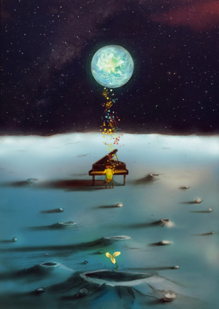 晚安の钢琴