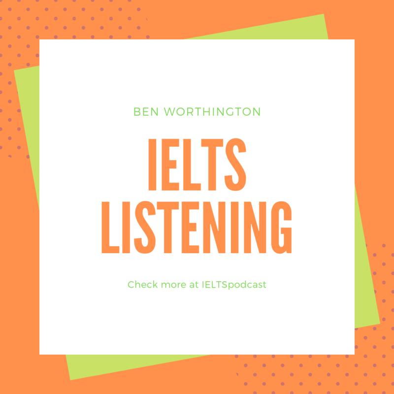 雅思听力IELTS Listening