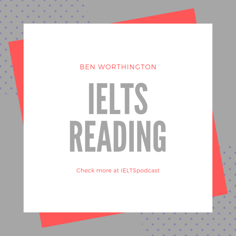 雅思阅读IELTS Reading
