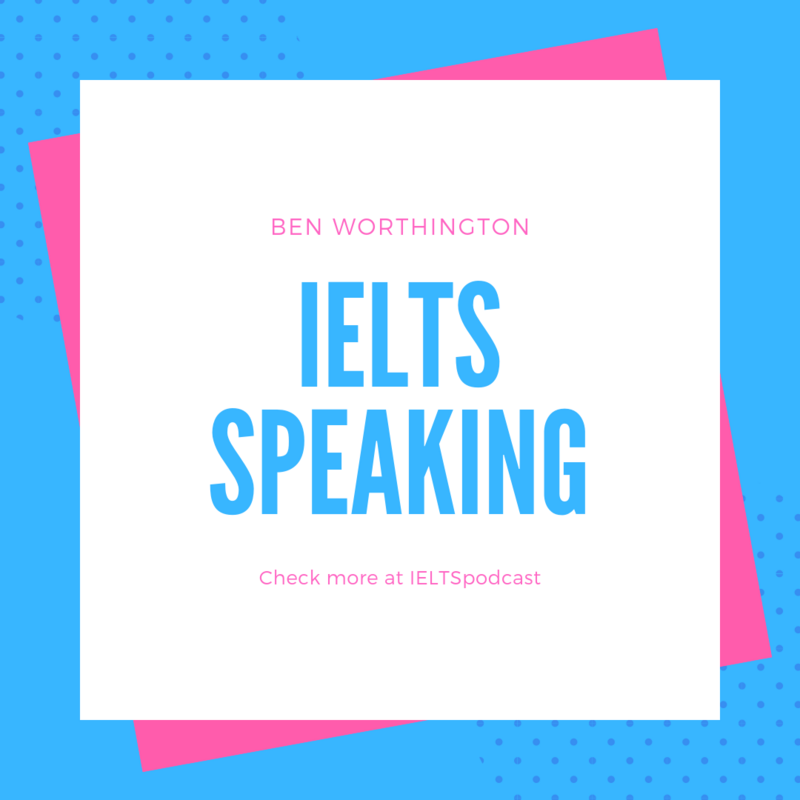 雅思口语IELTS Speaking