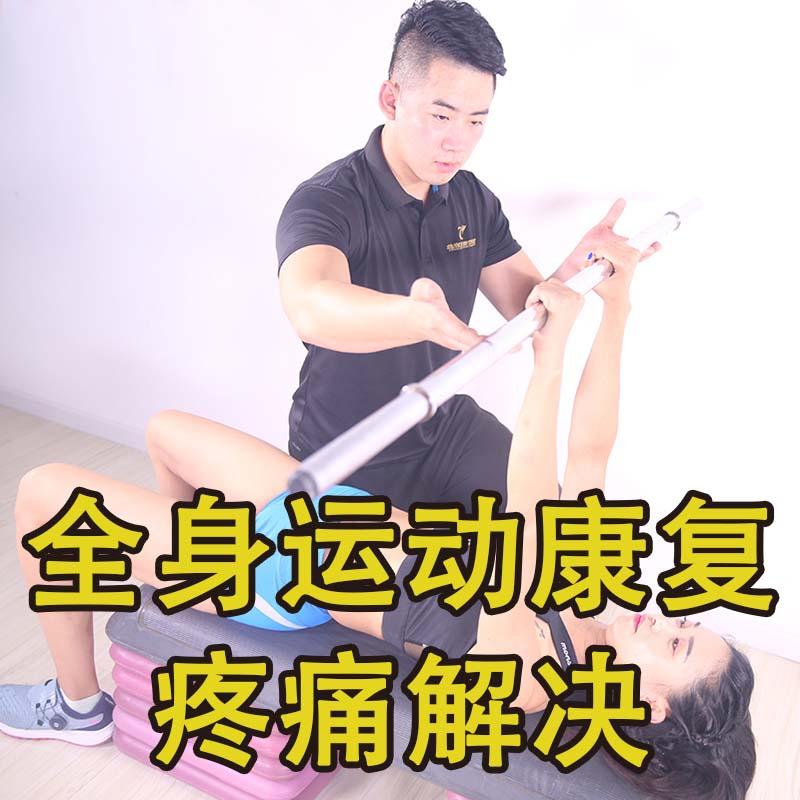 全身运动康复疼痛解决-动岚健身教练学院