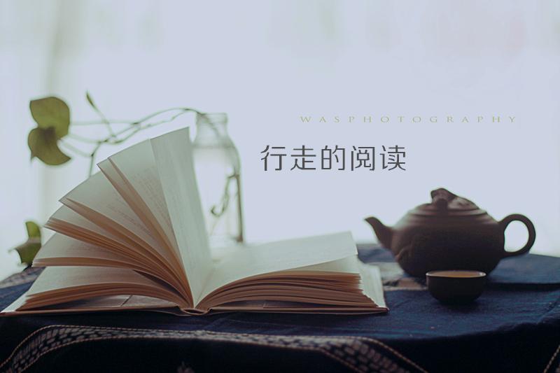 行走的阅读