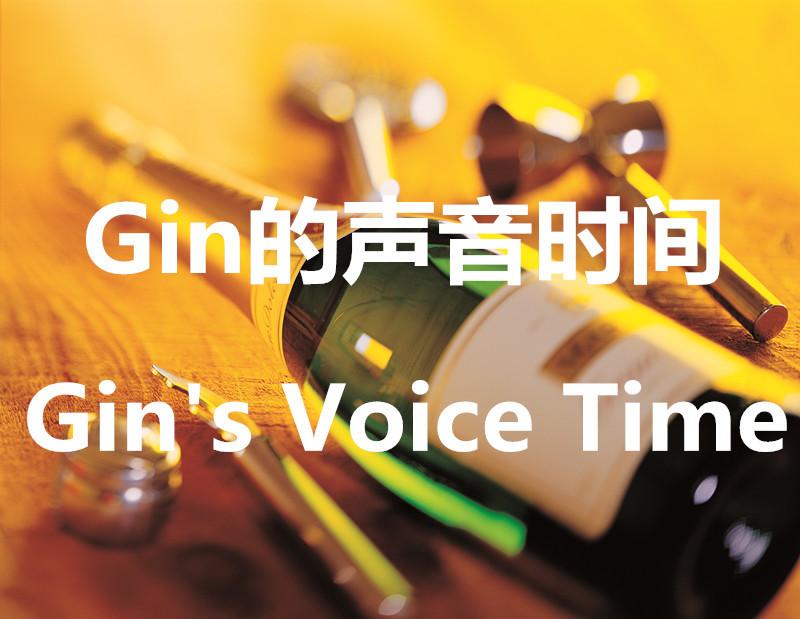 Gin的声音时间