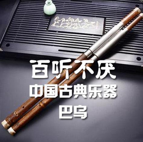 百听不厌中国古典乐器巴乌