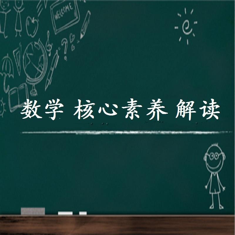 数学 核心素养 学习