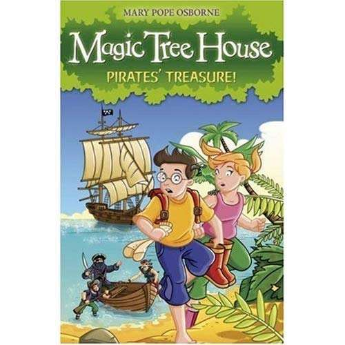 Magic Tree House 28