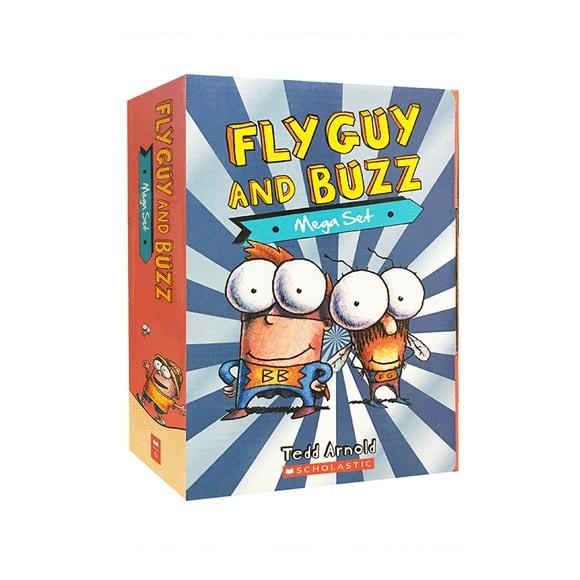 Fly Guy  苍蝇小子