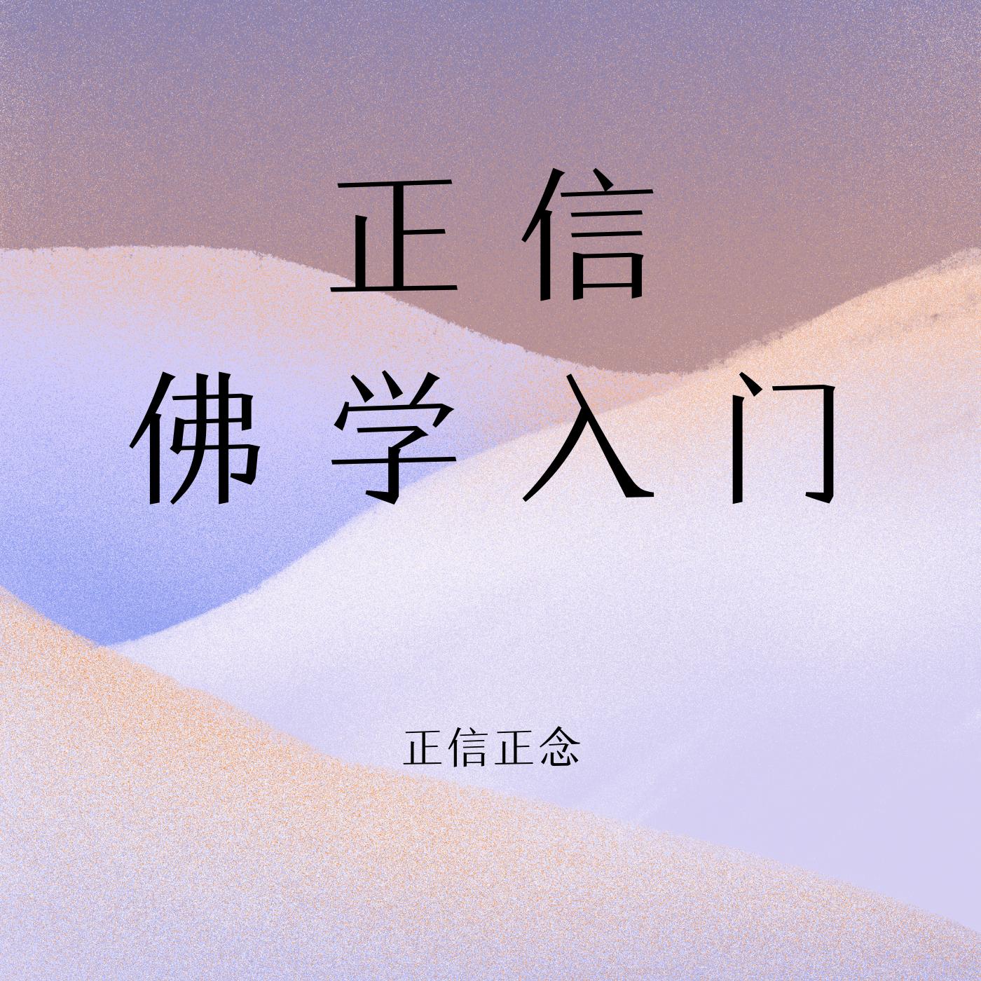 正信佛学入门(粤语)