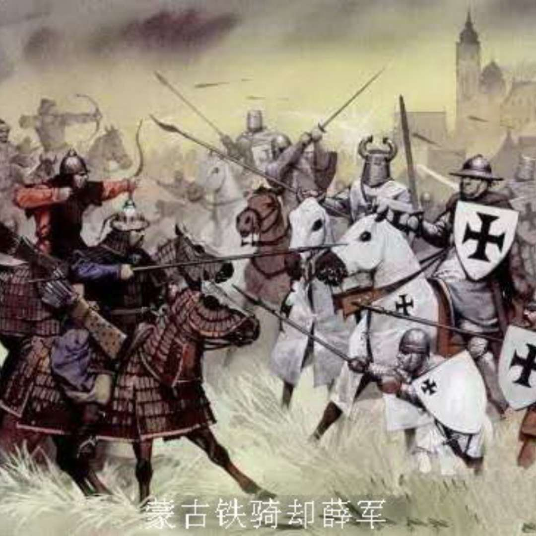 蒙古骑兵之怯薛军
