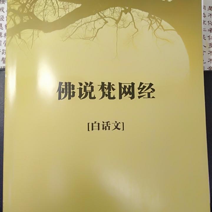 梵网经原文及浅释白话文