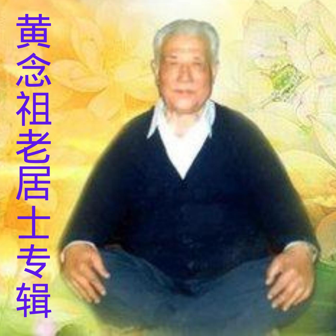 黄念祖老居士专辑