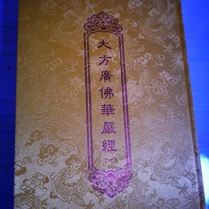 《华严经》卷五学习