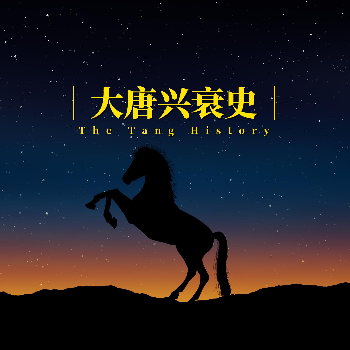 大唐兴衰史/快速了解唐朝历史