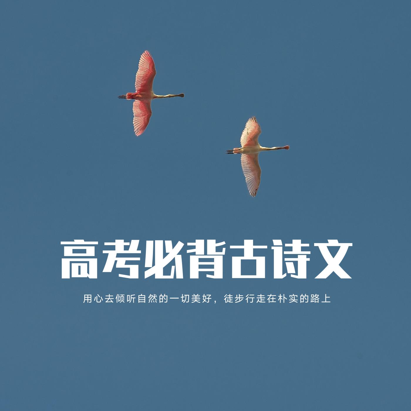 高考必背古诗文(沪版)