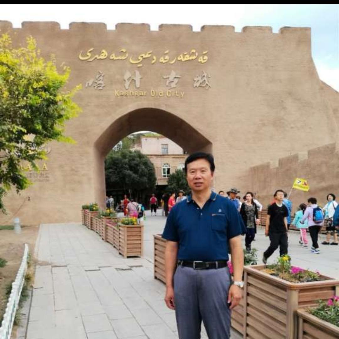 可爱的中国