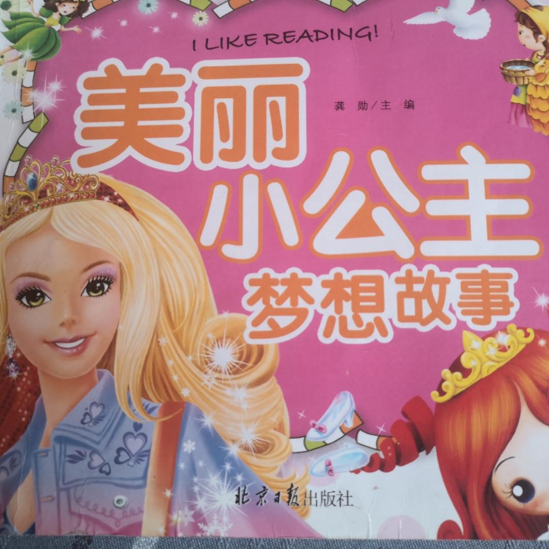 美丽小公主梦想故事