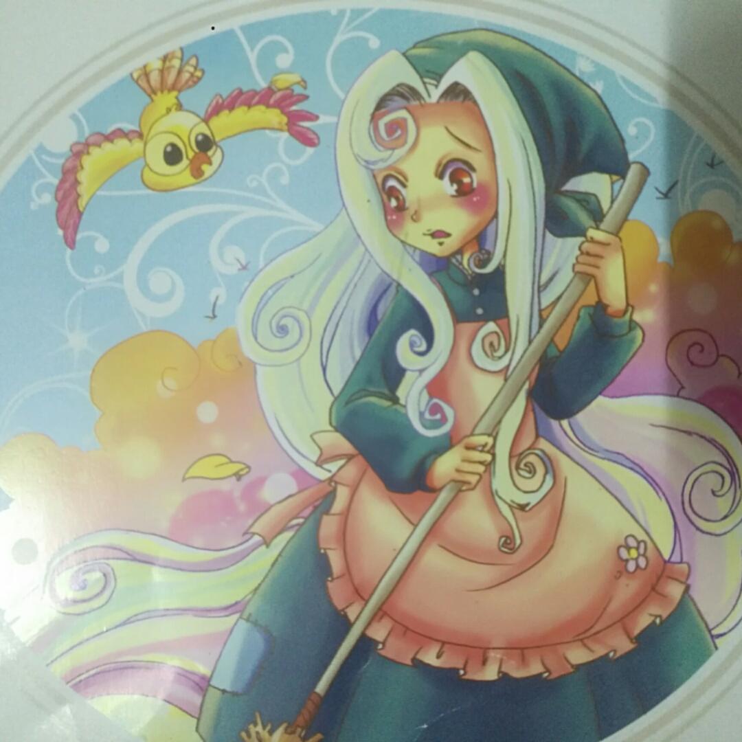 世界经典童话故事《灰姑娘》