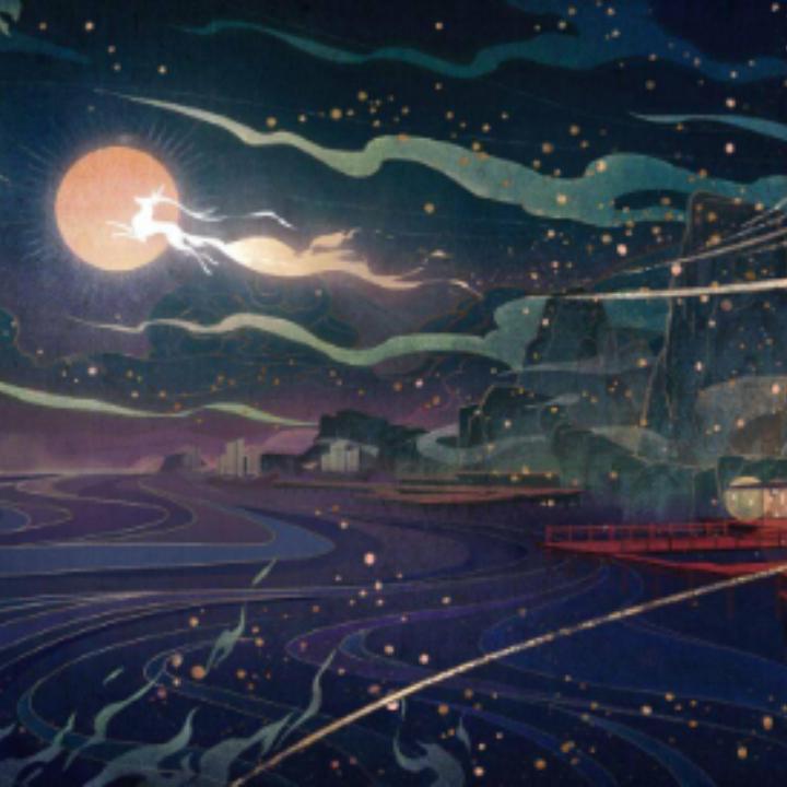 晚安,不眠的星星