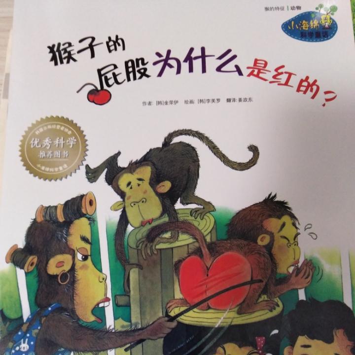 猴子的屁股为什么是红的