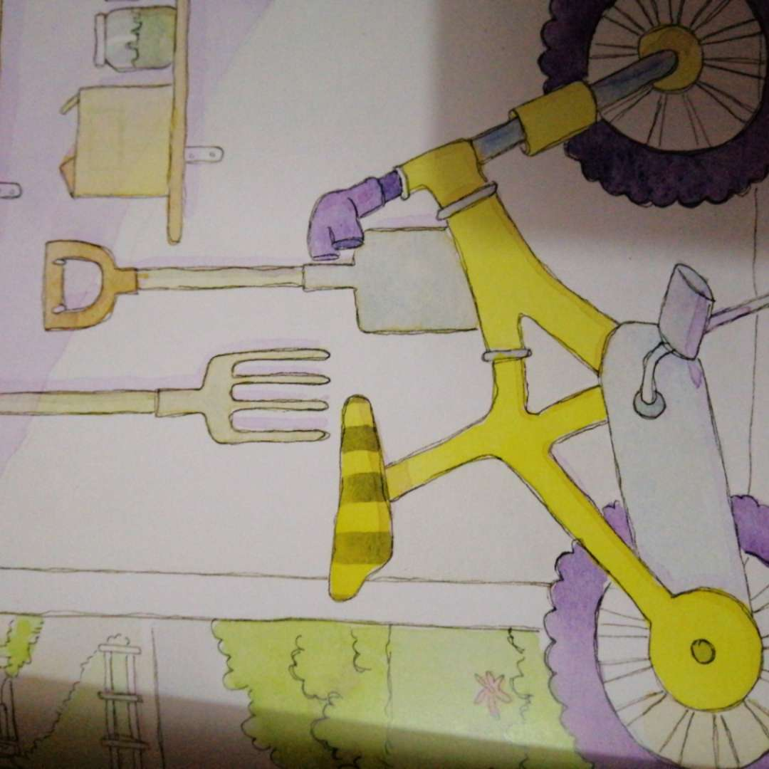 大黄蜂自行车